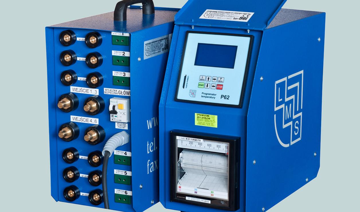 Lightweight inverter heat treatment units